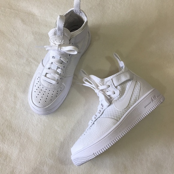 huge selection of 1dacd 6c396 Nike Air Force 1 Ultraforce MID size 7 NWT
